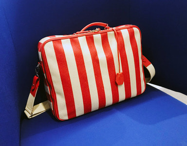 STRIPE BIG BAG