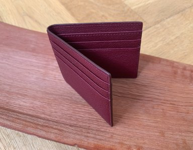 CARD WALLET_ wine