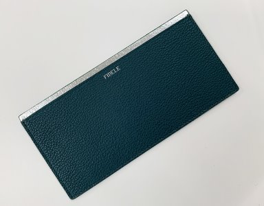 LUCKY WALLET_ dark green
