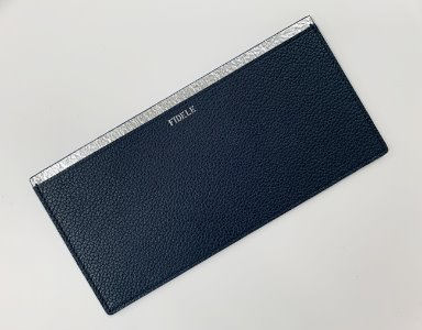 LUCKY WALLET_ midnight blue
