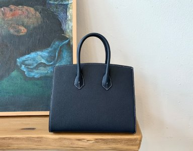 CURVE BAG M_ midnight blue